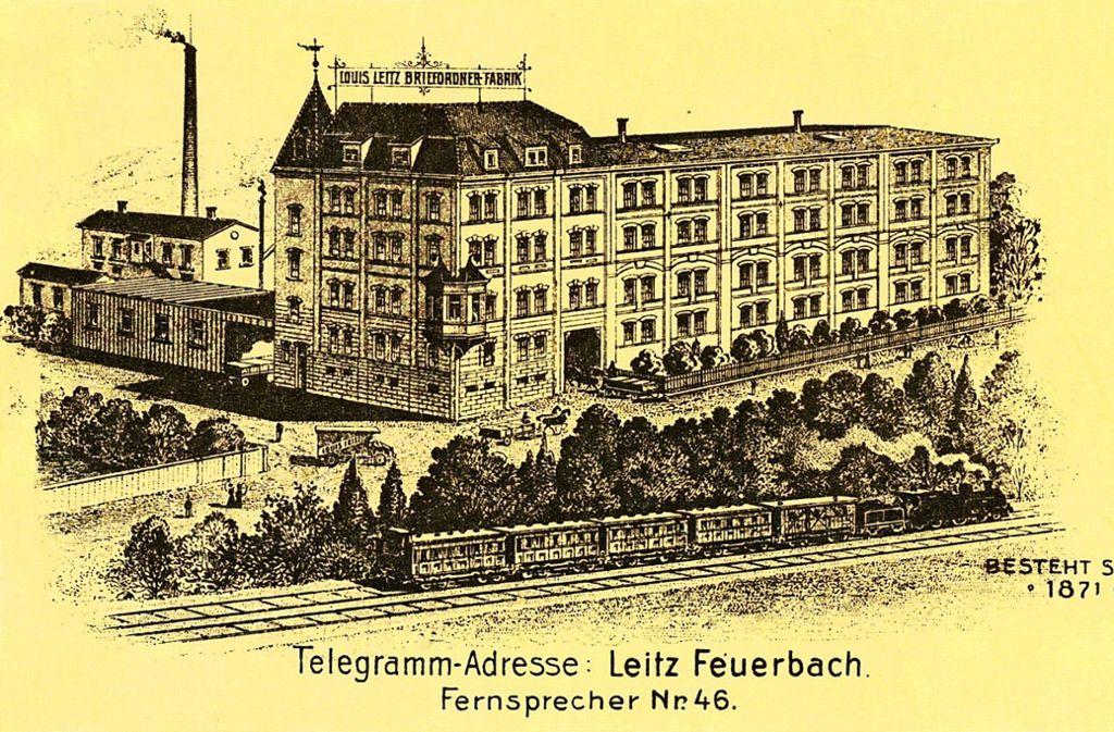Bauprojekte in Stuttgart-Feuerbach: Das Leitz-Areal soll mit Leben gefüllt  werden - Feuerbach - Stuttgarter Zeitung