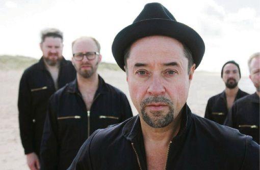 Jan Josef Liefers ist mit Radio Doria zu Gast beim Jazzfest Rottweil