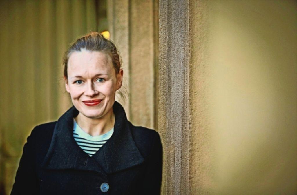 Anja Schneider Schauspielerin