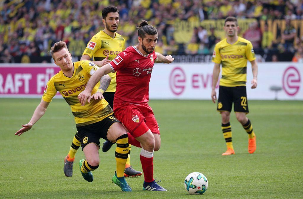 Vfb Gegen Dortmund