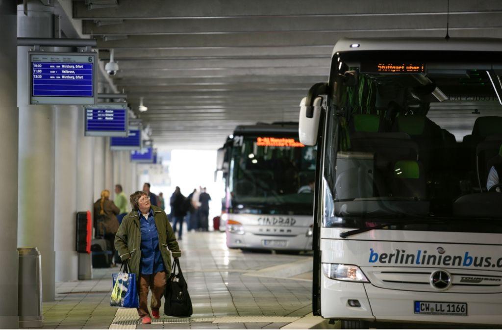 Neues Terminal Am Stuttgarter Flughafen Grosser Bahnhof Fur