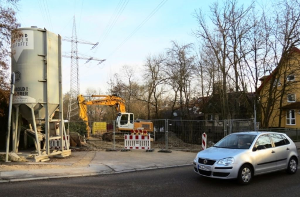Plieningen: Rohrbruch an der Paracelsusstraße - Plieningen ...