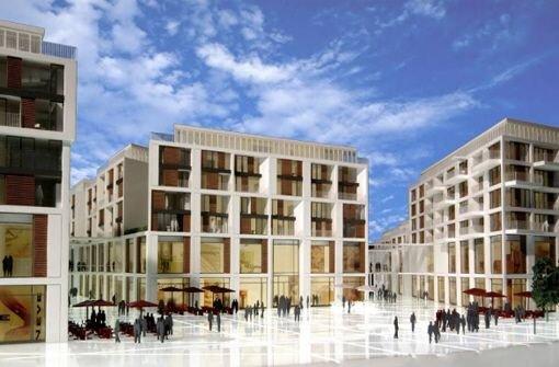 Mail nder platz neues ece einkaufszentrum soll milaneo for Einkaufszentrum stuttgart