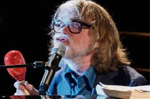 Helge Schneider macht am 20. Mai 2020 Station beim Jazzfest in Rottweil
