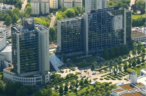 Tagungsräume im SI-Centrum│DORMERO Hotel Stuttgart