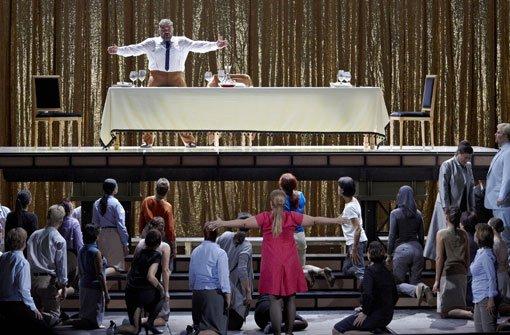 Oper Stuttgart: Nabucco