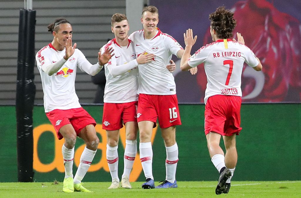 Fußball Bundesliga Leipzig