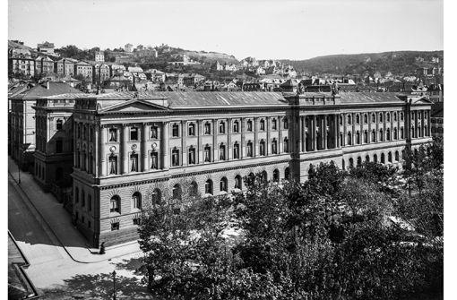Dauerausstellung im Landgericht: NS-Justiz in Stuttgart