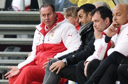 Fliegt Stevens, ist VfB alleiniger Zweiter
