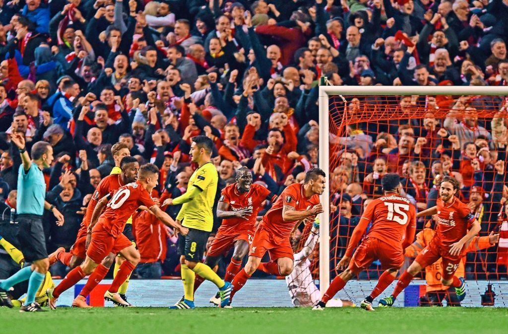 Fussball Europapokal