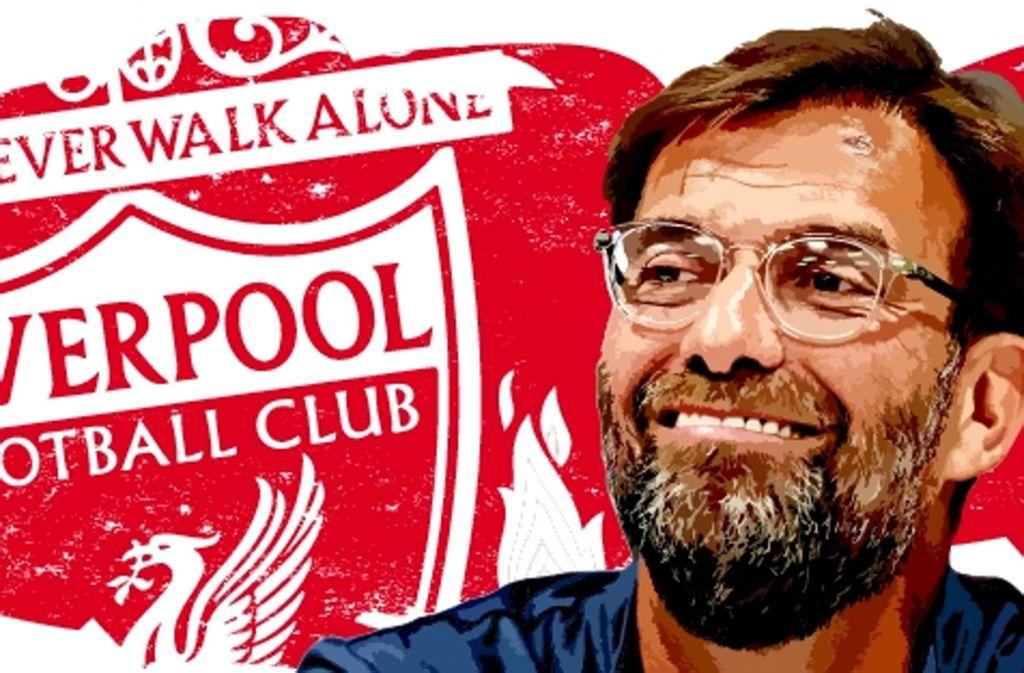 Liverpools Trainer Im Portrat Jurgen Klopp Der Volkstribun Aus Stuttgart Fussball Stuttgarter Zeitung