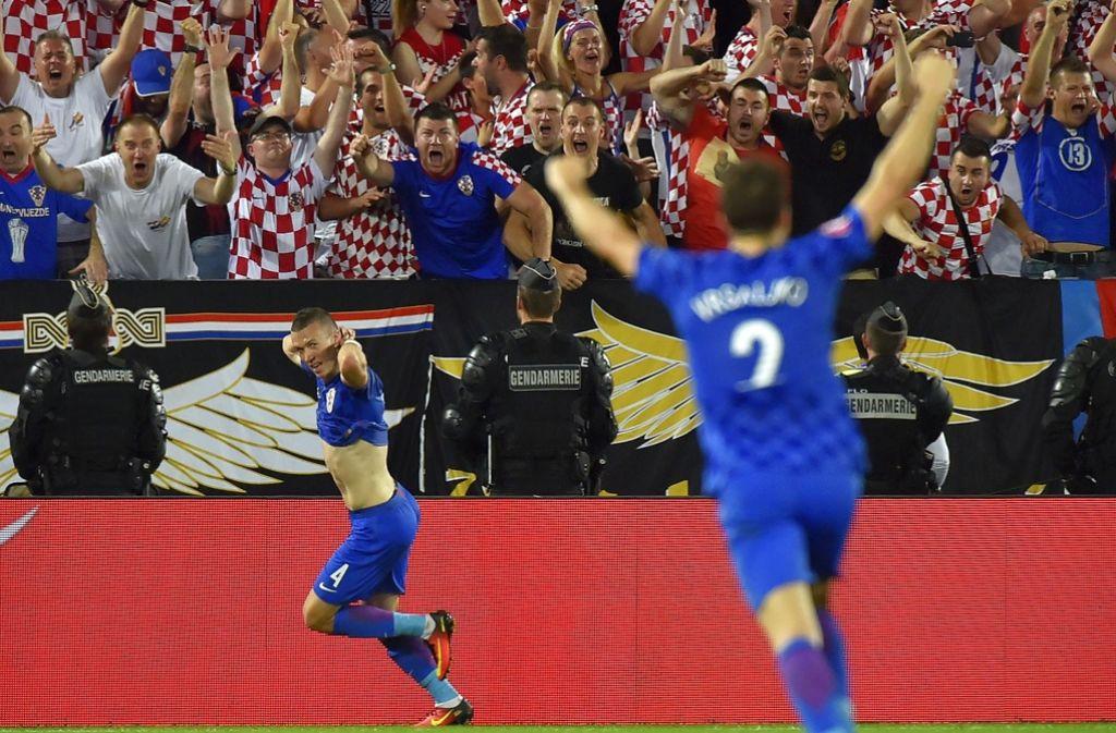Spanien Kroatien