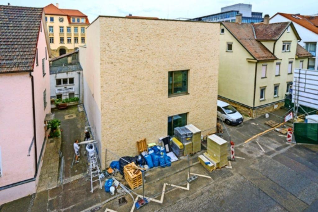 ludwigsburg keine einigung im mensa streit landkreis. Black Bedroom Furniture Sets. Home Design Ideas