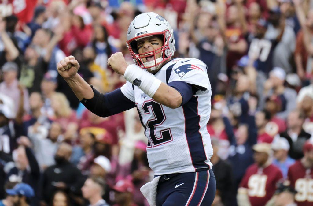 Tom Brady Wechsel