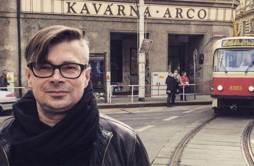 Preis der Literaturhäuser 2018: Jaroslav Rudiš