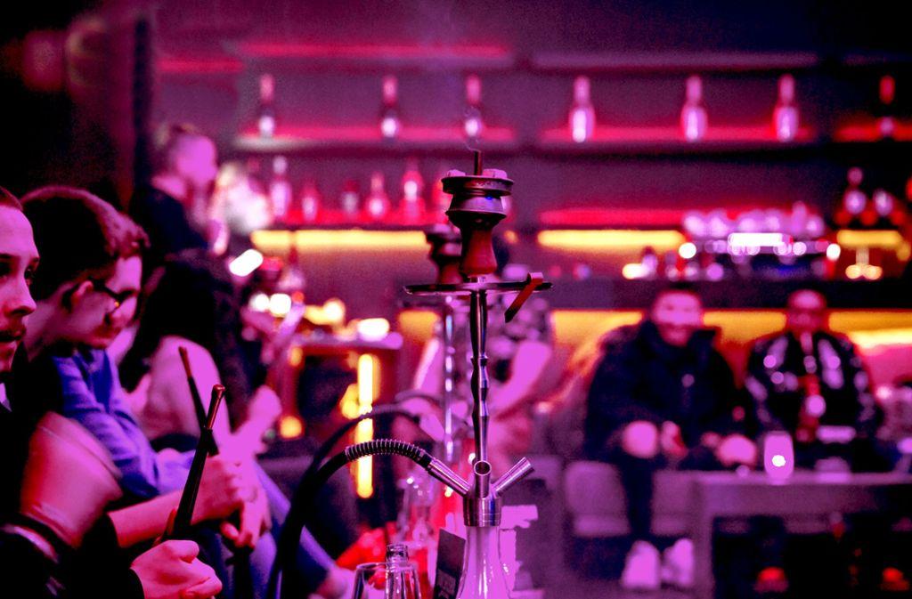 Shisha Bar Stuttgart Schüsse