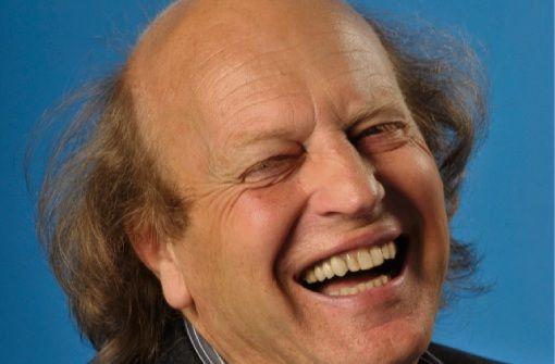 Politikkabarettist Arnulf Rating fegt am 7. Juni mit Tornado über die Bühne des Villinger Theaters am Ring