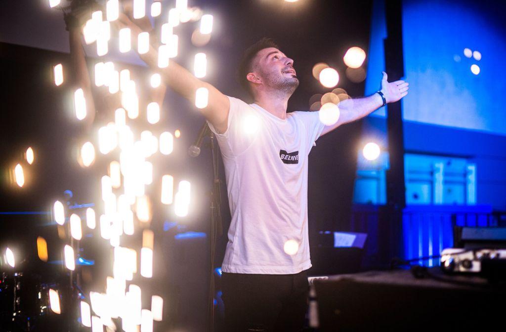 DJ Faith - Stuttgarter DJ nimmt Single mit Dante Thomas auf - Stuttgarter Zeitung