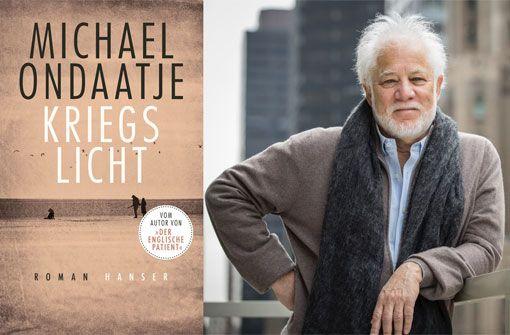 Literaturhaus: Autorenlesung mit Michael Ondaatje