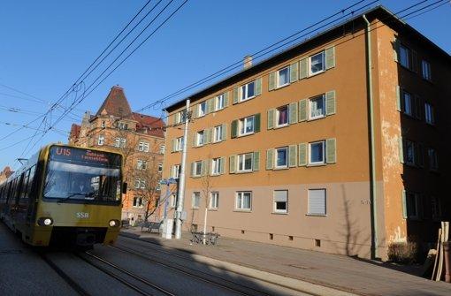 Im Nordbahnhofsviertel befürchten  Mieter, ihr Zuhause zu verlieren Foto: dpa