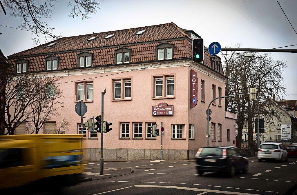 fl chtlingsheim in vaihingen keine fl chtlinge mehr im gambrinus vaihingen stuttgarter zeitung. Black Bedroom Furniture Sets. Home Design Ideas