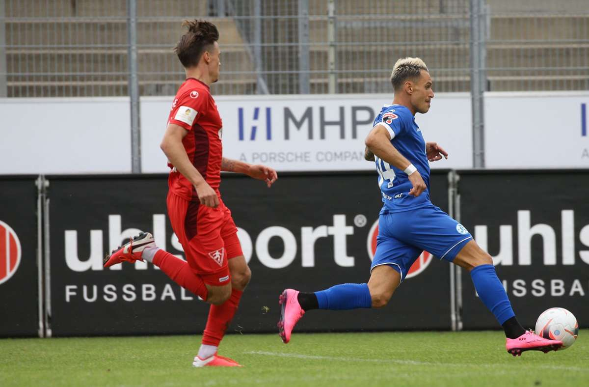 Ergebnis Stuttgarter Kickers