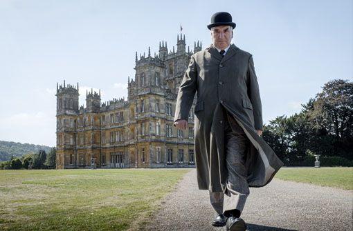 Historiendrama: Downton Abbey