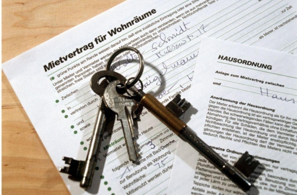 Wohnen In Stuttgart Kritik An Bescheinigung Der Vermieter