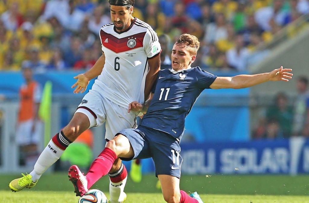 Deutschland Gegen Frankreich übertragung