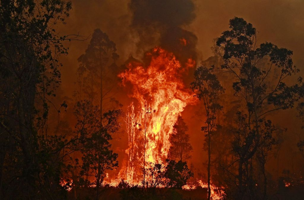 Australien Feuer