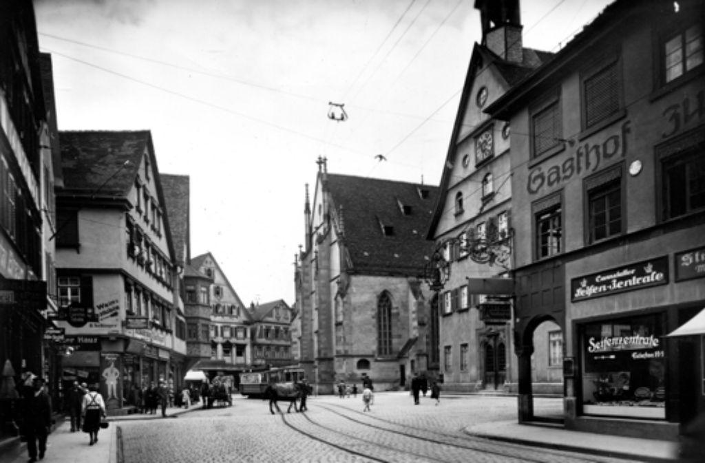 Fotos von Bad Cannstatt: Im Wandel der Geschichte - Bad ...