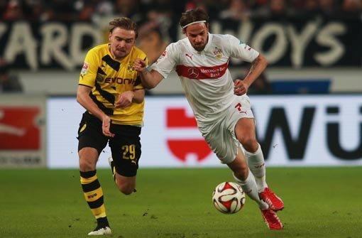 VfB unterliegt Dortmund mit 2:3