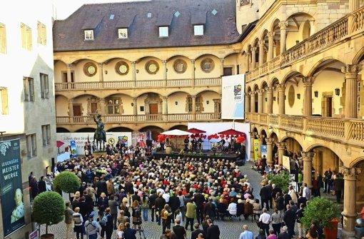 Stuttgart  ist die  Weinhauptstadt