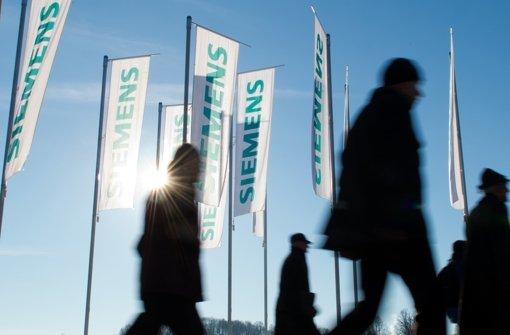 Siemens vor Milliarden-Übernahme