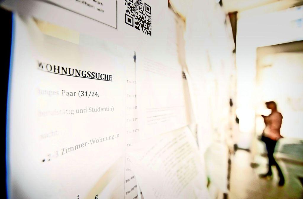 Wohnraum Fur Studenten In Der Region Stuttgart Rechnungshof Fordert
