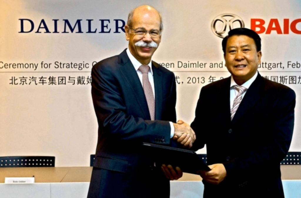 Daimler Akt