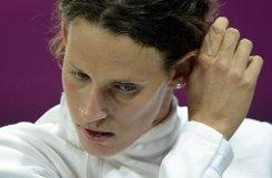 Schade! Lena Schöneborn hat bei den Olympischen Spielen eine Medaille im Modernen Fünfkampf klar verpasst. Die 26-Jährige belegte nach dem abschließenden Combined-Wettbewerb aus Crosslauf und Schießen Platz 15.  Foto: dpa