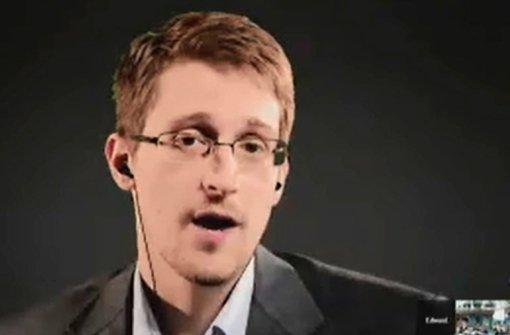 Snowden wird live ins Theaterhaus geschaltet