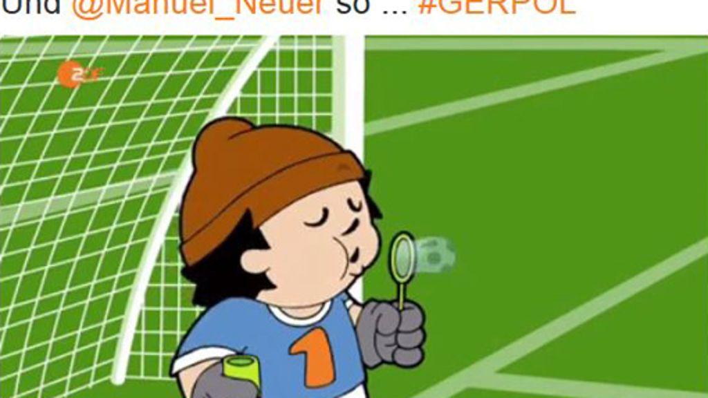 Deutschland Gegen Polen So Lustig Kann Langeweile Sein Fussball Stuttgarter Zeitung