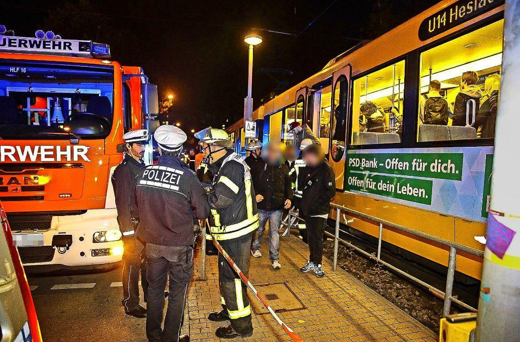 Stadtbahn-Unfälle in Stuttgart: Unfallserie im Stadtbahnnetz ...