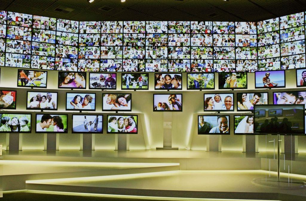 Smart Tv Der Spion In Meinem Wohnzimmer Wissen Stuttgarter Zeitung