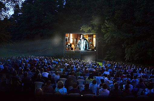Open-Air-Kino in Stuttgart & Region