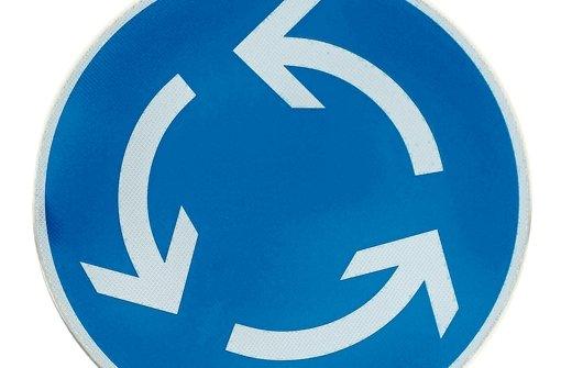 Sicherheit im Kreisel – dafür will das Land konkrete Vorgaben machen. Foto: FACTUM-WEISE