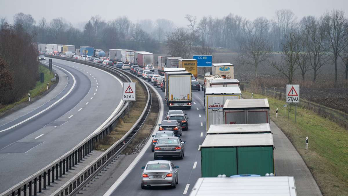 Corona Kontrollen Autobahn