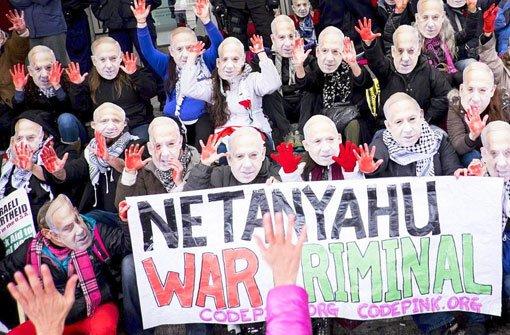 Netanjahu in den USA eingetroffen