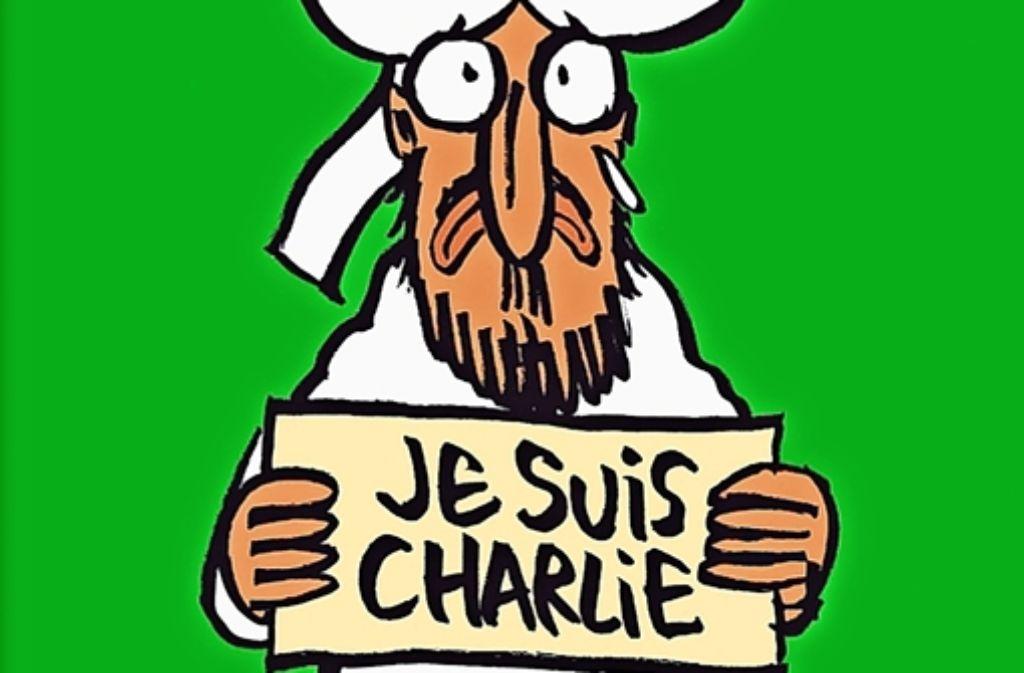 Charlie Hebdo Ansturm Auf Neue Ausgabe Von Charlie Hebdo Stuttgart Stuttgarter Zeitung