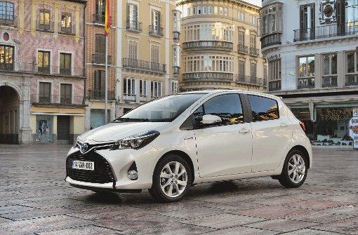 Toyotas meistverkauftes Modell