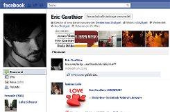 bEric Gauthier/b, Stuttgarter Balletttänzer und Leiter von Gauthier Dance pp bFreunde:/b 713 (Stand: 1. März 2011) pp bWie wichtig ist für Sie Facebook?/b Nicht sehr wichtig, aber nützlich - vor allem in professioneller Hinsicht. Mein Privatleben versuche ich konsequent aus dem Internet rauszuhalten.  pp bWie oft schauen Sie bei Facebook vorbei?/b So circa jeden zweiten Tag. pp bSeit wann sind Sie bei Facebook?/b Seit etwa zwei Jahren. pp bWas würden Sie niemals posten?/b Ein Bild von meinem Sohn. pp bSchonmal was Lustiges passiert?/b Ich habe aus Versehen angefangen, mit einem sehr berühmten Hollywood-Schauspieler zu chatten. pp bPosten Sie alles selbst?/b Das mache ich selbst - ich entscheide, was auf meine Seite geht.ppa href=http://www.facebook.com/eric.gauthier#!/selfsurf?sk=wall target=_blankstrongEric Gauthier auf Facebook/strong/a/p Foto: Screenshot