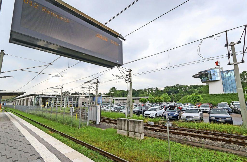 Pnv In Ditzingen Und Stuttgart Depot F R Die Ssb