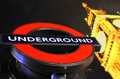 Die Londoner U-Bahn hat ähnlichen Kultcharakter wie der Big Ben. Foto: dpa